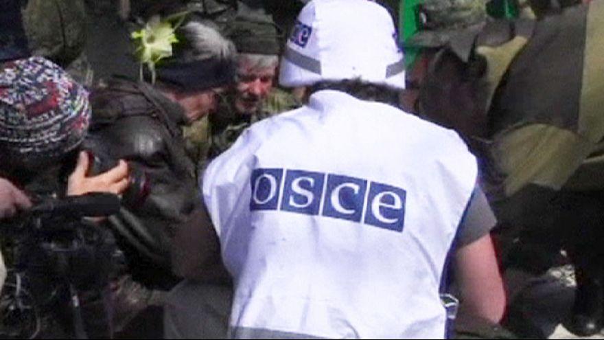 Orosz újságíró sebesült meg Ukrajnában