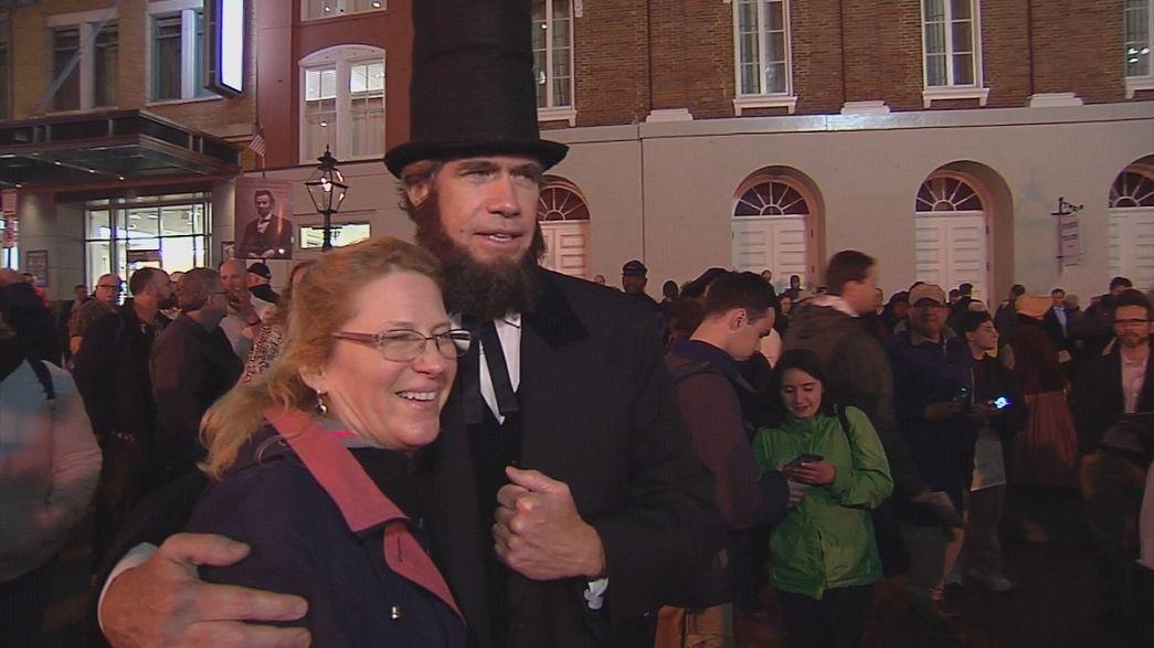 150 anni fa la morte di Lincoln. Rievocazione storica davanti al Ford's Theater