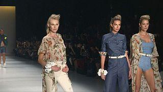 Sao Paulo Fashion Week: attesa per l'ultima passerella di Gisele Bundchen