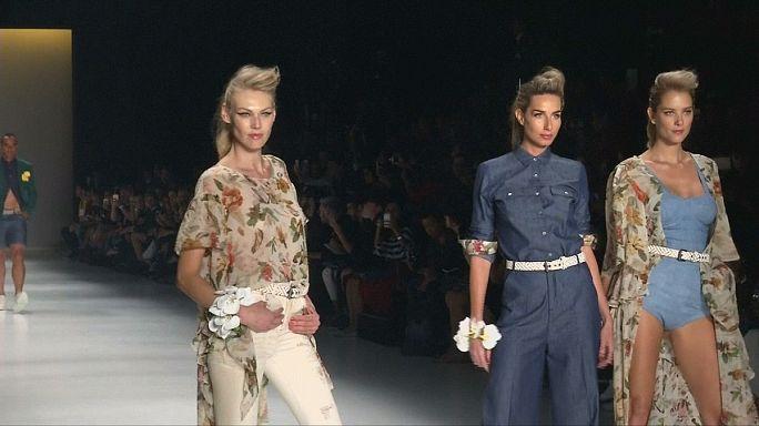 Sao Paulo Fashion Week celebrates
