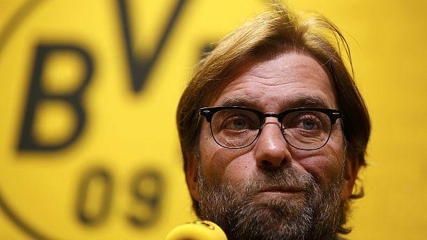 Juergen Klopp steps down as Borussia Dortmund coach