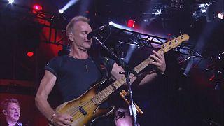 """La historia de """"The Police"""" contada por el guitarrista Andy Summers en un documental"""