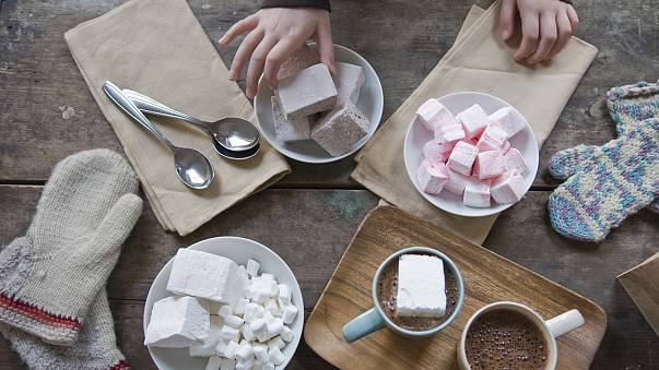 Image: Would you rather have one marshmallow now -- or two marshmallows lat