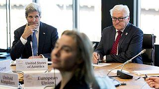 Kerry tenta contagiar grupo dos sete países mais industrializados