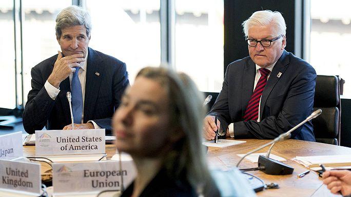 """Nucléaire iranien : John Kerrry """"confiant"""" malgré l'opposition du Congrès américain"""
