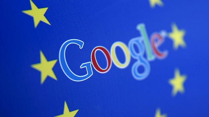 AB'den Google'a tarihi ceza kapıda