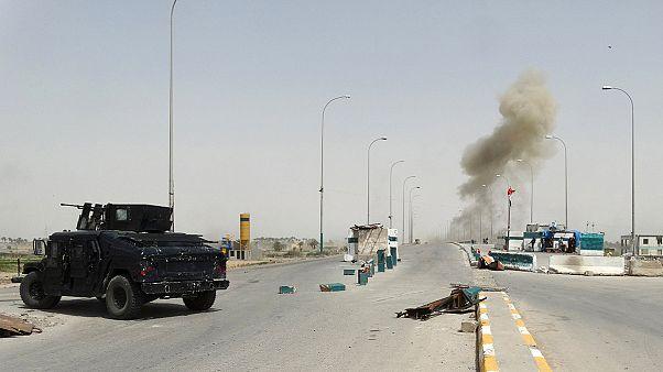 داعش يتقدم في الرمادي بمحافظة الأنبار