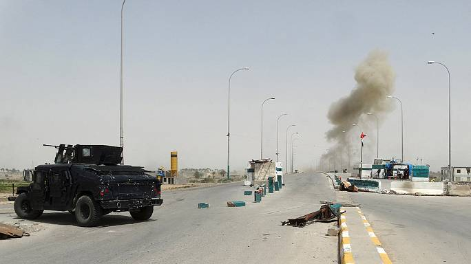 Irak : contre-attaque contre le groupe Etat islamique à 130 km de Bagdad