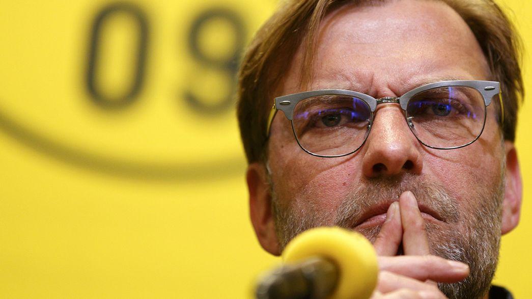 Jurgen Klopp abandonará Dortmund a final de temporada