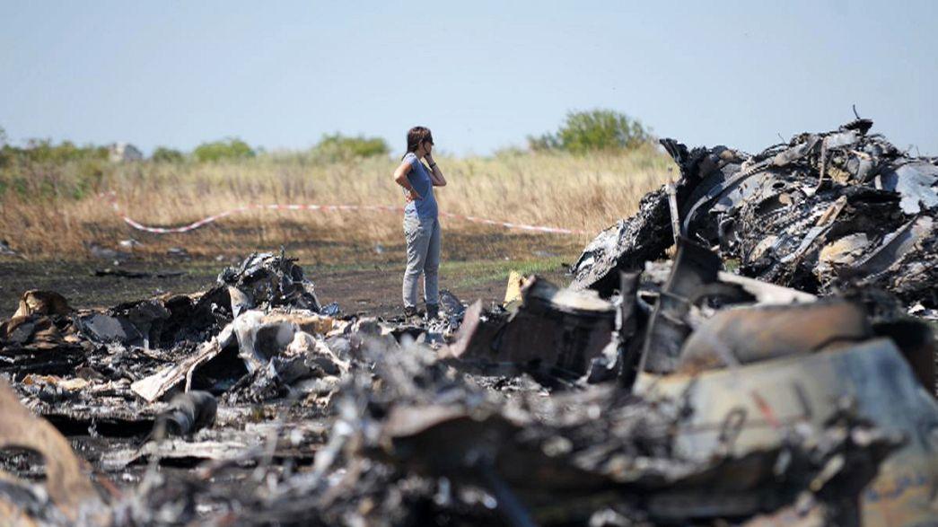 Neun Monate nach MH17-Abschuss: Experten bekommen Zugang zum letzten Trümmerfeld