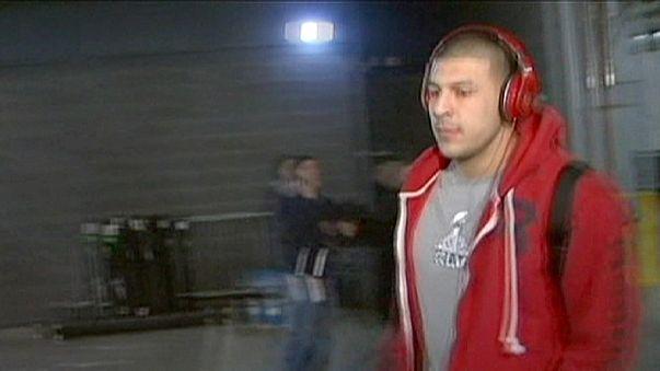 Prison à vie pour Aaron Hernandez
