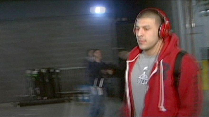 Former New England Patriots star, Aaron Hernandez gets life sentence