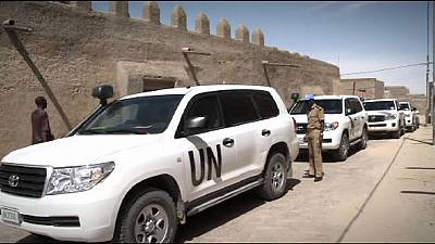 Mali attack kills three and injures United Nations peacekeepers