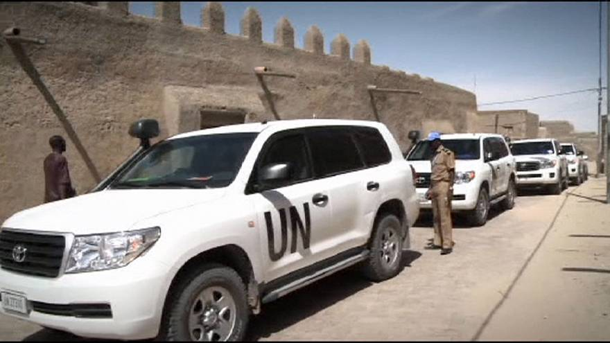 Selbstmordanschlag auf UN-Friedenstruppen in Mali