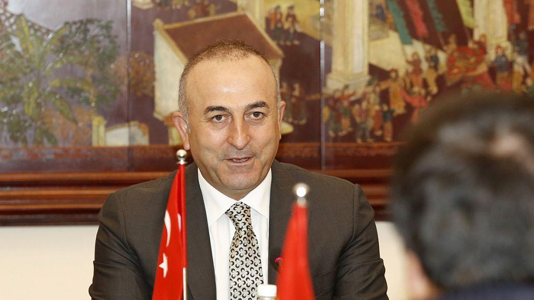 Turkey says MEPs trying to rewrite history over Armenia killings