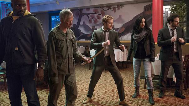 Image: Marvel's The Defenders on Netflix.