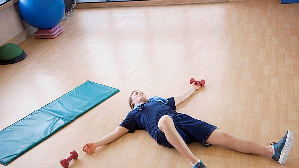 25 crazy reasons you're not working out