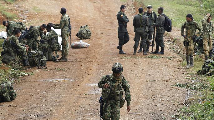 Colombia lifts bombing truce after deadly FARC ambush