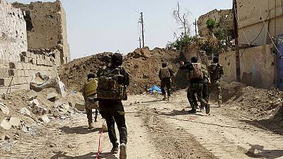 ISIL militants launch counter offensive in Iraq after recent losses