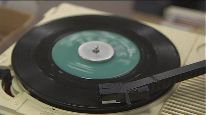 Vinyl back in the charts as drastic plastic sales soar