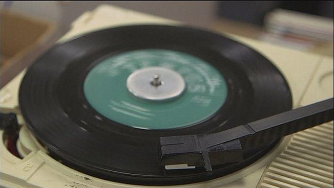 Vinyl back in the charts as drastic plastic sales soar