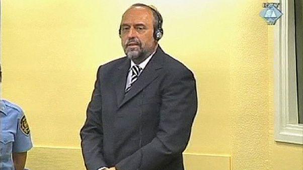 МТБЮ времено освободил бывшего лидера хорватских сербов Горана Хаджича