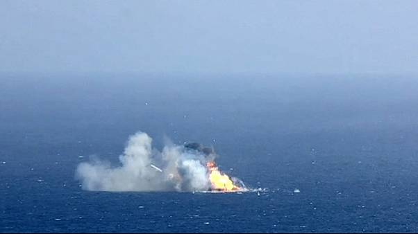 اسپیس ایکس باز هم در اقیانوس اطلس ناکام ماند