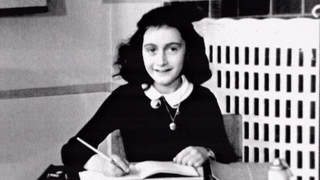 """""""Not Silent"""", una campaña para recordar a Ana Frank en el 70 aniversario de su muerte"""