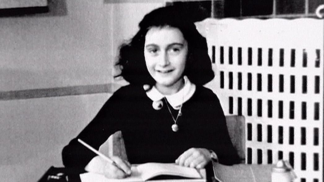 #notsilent: Gedenken an Anne Frank
