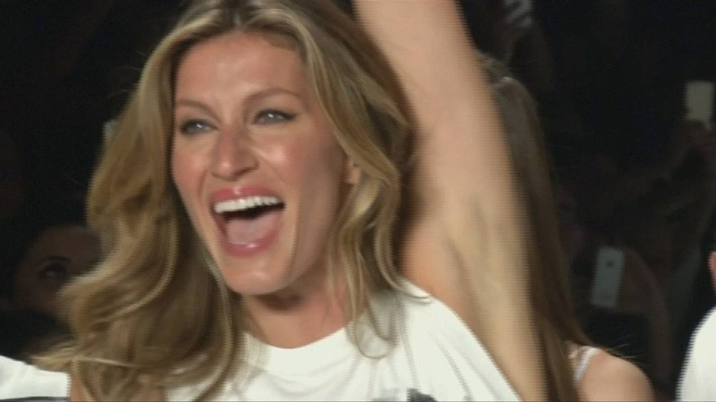 Gisele Bündchen dice adiós a las pasarelas en la Semana de la Moda de São Paulo