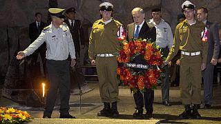 70 Jahre nach Kriegsende: Israelis gedenken der Opfer des Holocausts