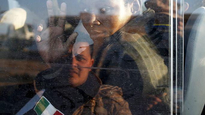 الاتحاد الاوروبي مدعو للقيام بالمزيد من أجل انقاذ المهاجرين من الغرق في البحر الابيض المتوسط