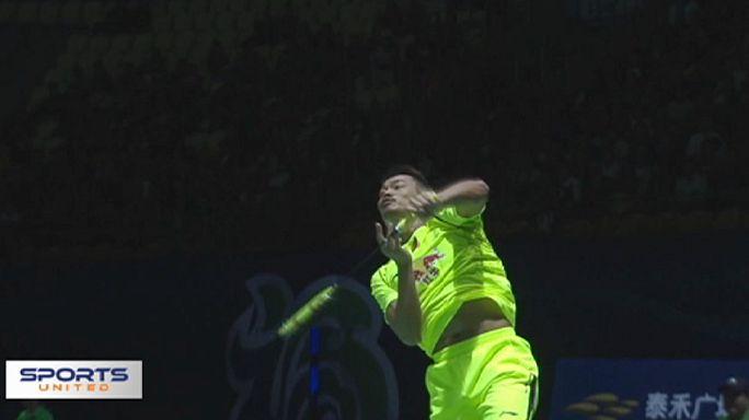 Inside sport: la letale schiacciata nel badminton, da 493 km/h