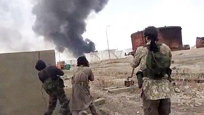 Los yihadistas intensifican su ofensiva en Ramadi
