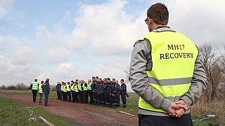 Investigadores del MH17 buscan a las dos últimas víctimas