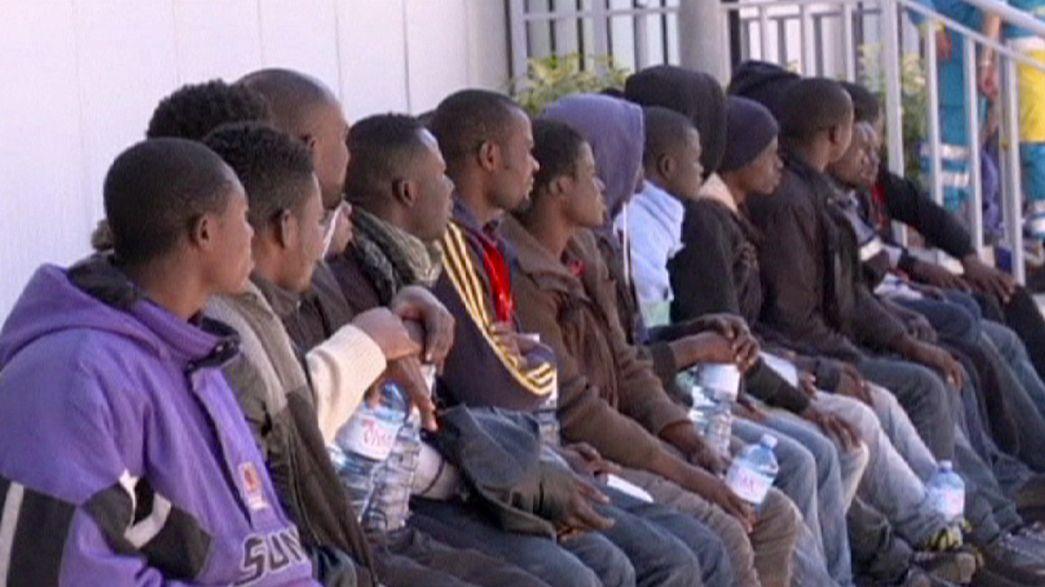 A chaque jour, le récit de drames de l'immigration en Méditerranée