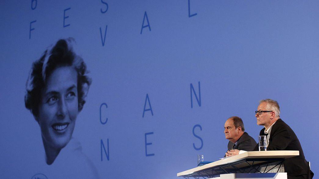 Un Festival de Cannes muy femenino y francés
