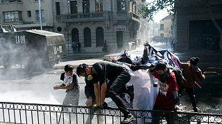 Χιλή: Στους δρόμους οι φοιτητές