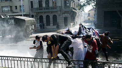 Riforma scuola e stop corruzione: migliaia in strada in Cile