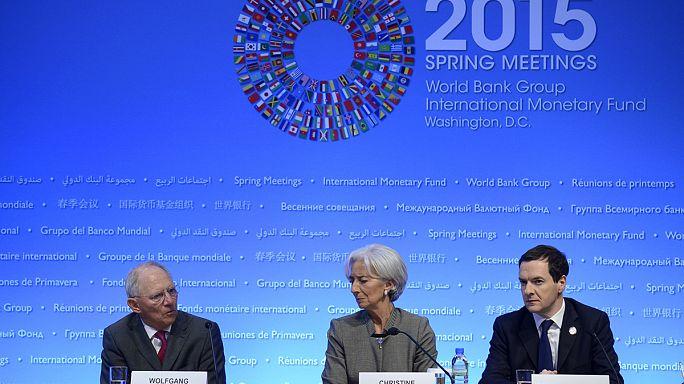 IMF borç ötelemek isteyen Atina'ya ümit vermedi