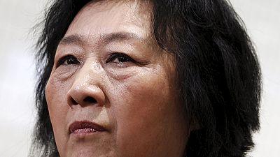 """La periodista china Gao Yu, condenada a siete años de cárcel por """"revelar secretos de Estado"""""""