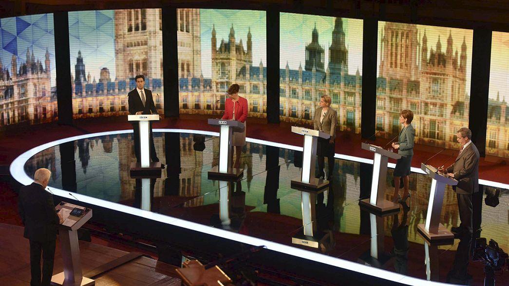 Reino Unido: Magnata da imprensa apoia UKip