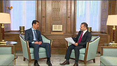 Al Asad acusa a Turquía, Arabía Saudí y Catar de apoyar a los grupos islamistas en Siria