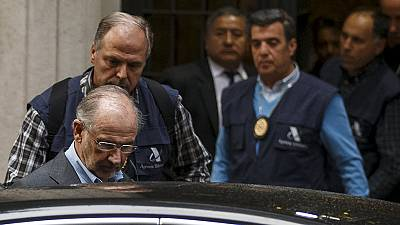 Spain's former IMF chief Rodrigo Rato arrested over fraud claims