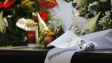 """""""Aushalten müssen"""": Bewegende Trauerfeier für Germanwings-Opfer"""