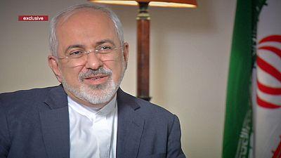 """Iranischer Außenminister: """"Kooperation oder Konfrontation"""""""