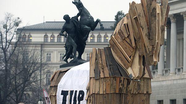 Le TTIP en un coup d'oeil