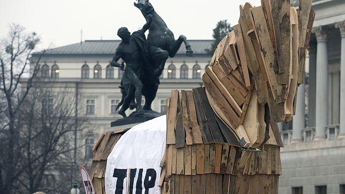 El TTIP o TAFTA, de un vistazo