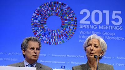 IMF's Lagarde stresses rigour for economic salvation, rules out fast fix