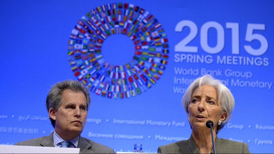 Bedenken gegenüber Griechenland und Lob für den Reformwillen in der Ukraine: Wie der Internationale Währungsfonds die Welt sieht